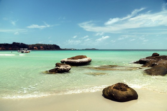 Groote coastline