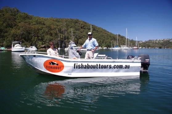 Fishabout Tours Sydney Harbour