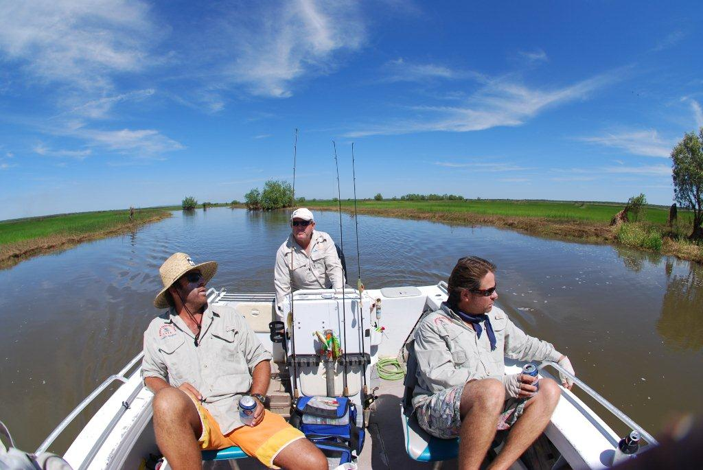 Angling adventures fishing trips tours in australia for Canadian fishing trips cheap